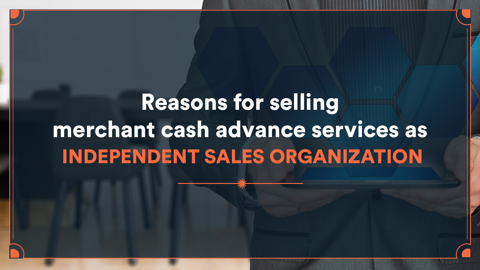 sell merchant cash advance