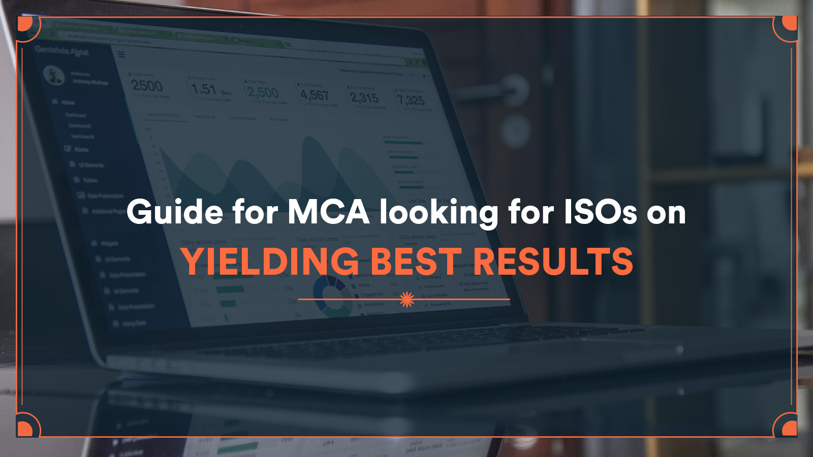 MCA looking for ISOs