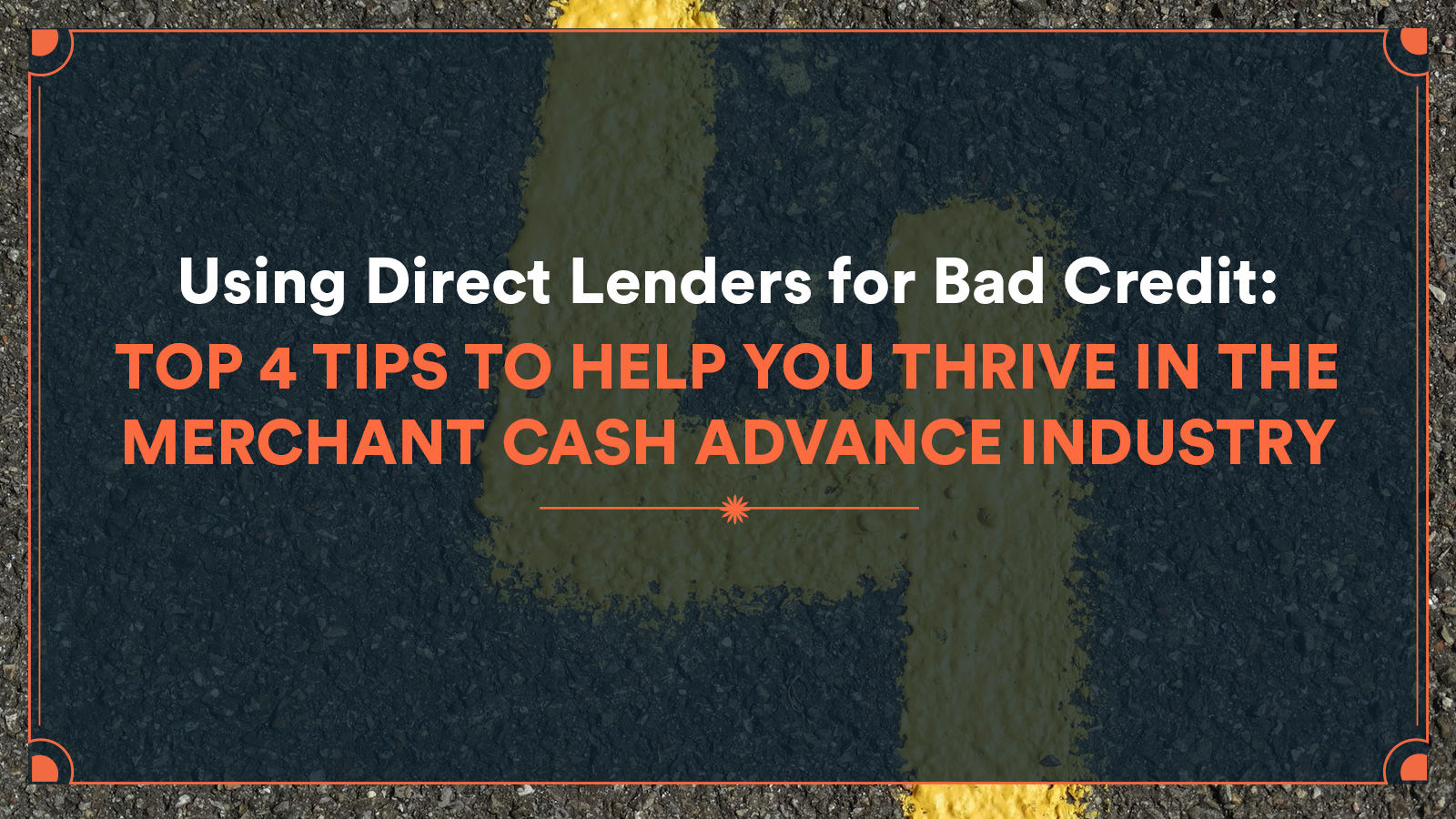 direct lenders for bad credit