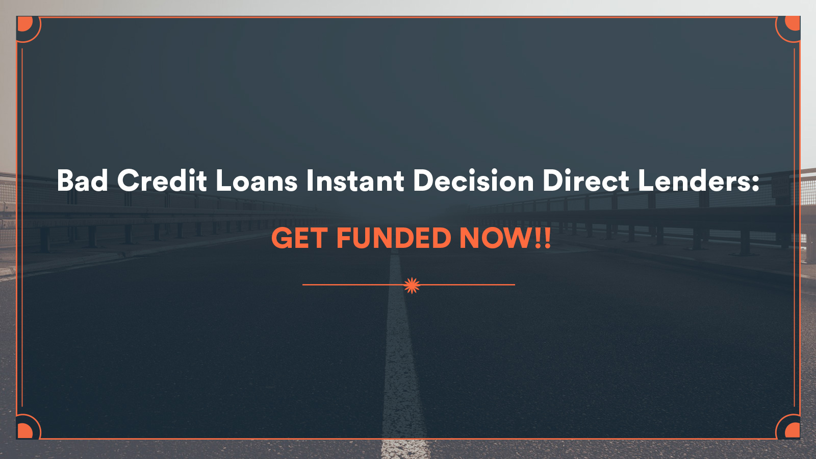 bad credit loans instant decision direct lenders