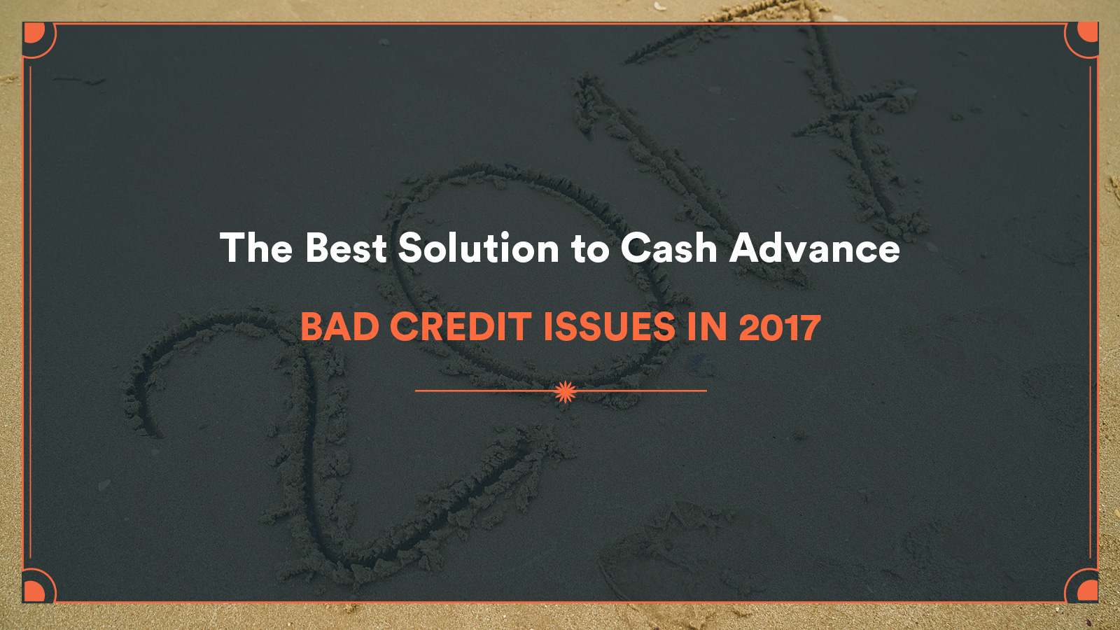 cash advance bad credit